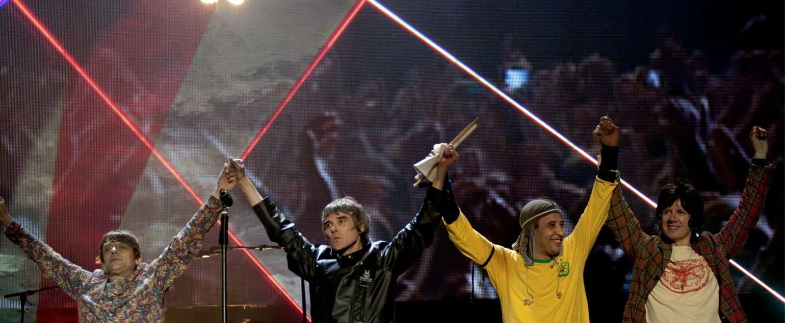 THE STONE ROSES: MADE OF STONE  trailer