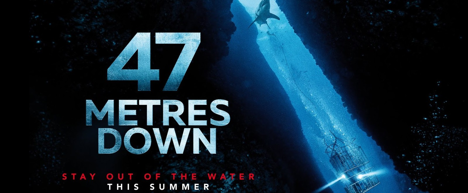 47 METRES DOWN trailer