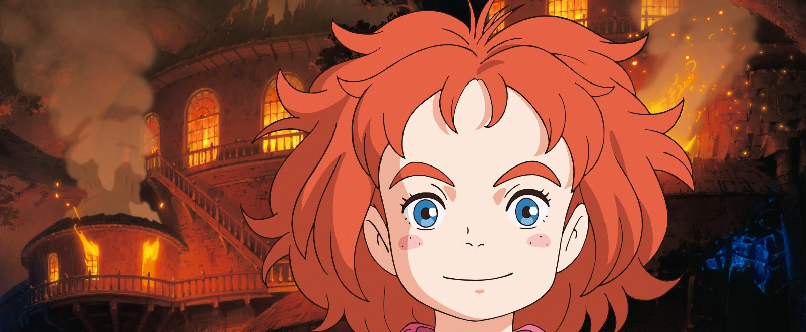 MARY AND THE WITCH'S FLOWER trailer